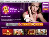Bitcoin Casino 24  Screenshots 1